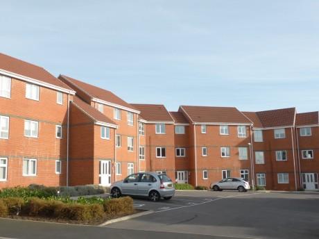Wallsend Flats rear for website